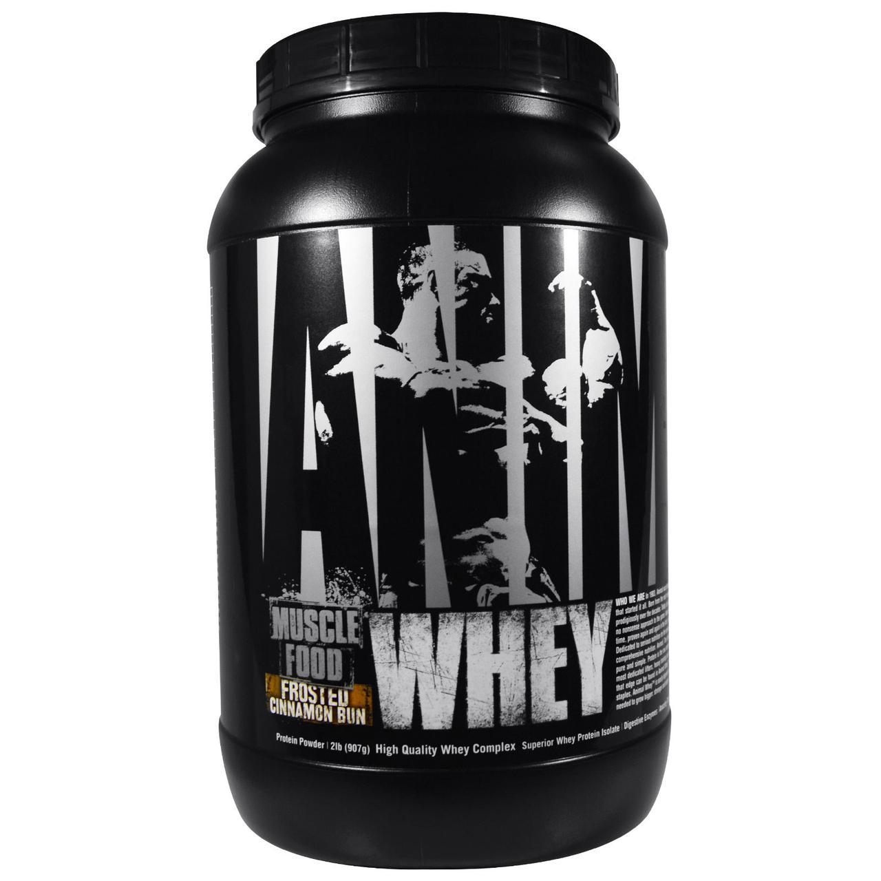 Протеин Universal Animal Whey 907 g
