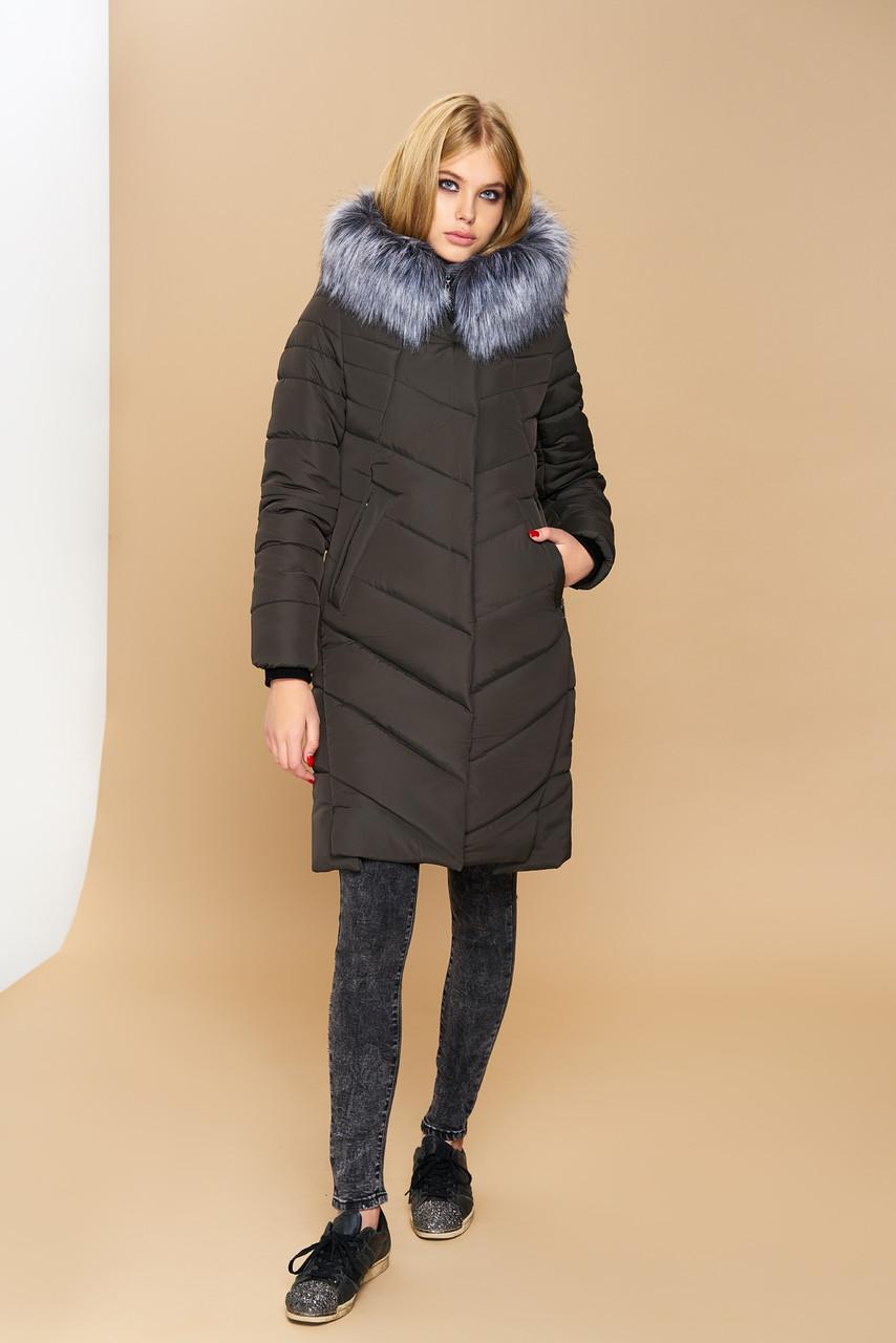Жіноча зимова куртка Vento за доступною ціною від