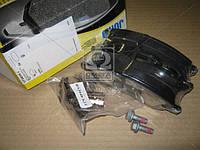 Колодки дискового тормоза (Производство Jurid) 572605J, AFHZX
