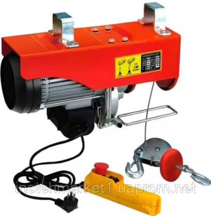 Тельфер электрический (лебедка) Forte FPA-250 (125 кг / 250 кг), фото 2