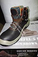 Ботинки непромокаемые с метноском REIS Польша (спецобувь рабочая) BRPEAKREIS