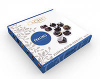 Шоколадные конфеты Cachet Пралине (Dark & Extra Dark) 200g Бельгия