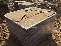 Песчаник колотый 1 см.