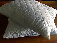 Подушка стёганная 50х70 холлофайбер