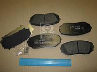 Колодка тормозная MAZDA CX-7 передн. (производство REMSA) (арт. 1267.02), AEHZX