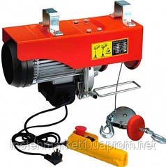 Тельфер электрический (лебедка) Forte FPA-500 (250 кг / 500 кг)