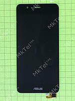 Дисплей Asus Zenfone 3 Max ZC520TL с сенсором Копия ААА Черный