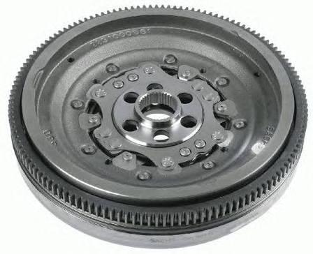 Маховик T5 2.0TDI (100/103 kw), фото 2