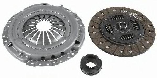 Комплект сцепления T4 1.9D/TD 91-