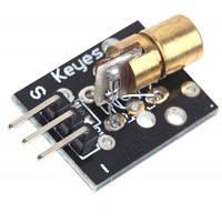 DIY 650nm модуль лазерного диодного датчика работает с официальной платой Arduino DA-43209