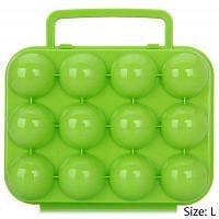 Портативная коробка для хранения яиц L