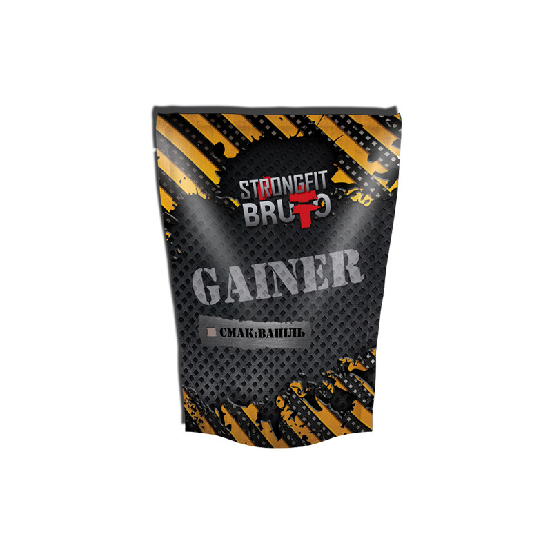 Гейнер Strong FIT Gainer 909 g