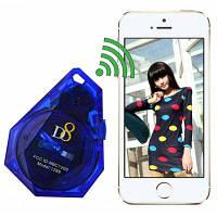 Д8 Bluetooth Версии V4.0 Анти-Потерянный Сигнал Тревоги Tracer Камеры Дистанционного Управления Затвора Синий