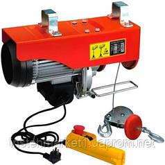 Тельфер электрический (лебедка) Forte FPA-1000 (500 кг / 990 кг)