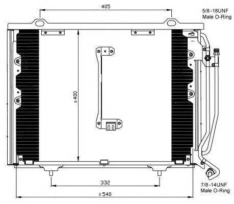 Радиатор охлаждения, фото 2