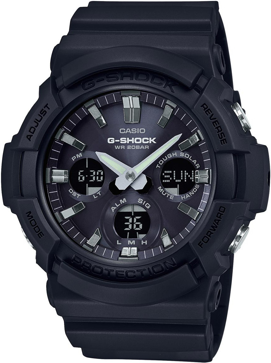 Часы Casio G-Shock GAS-100B-1A Б.