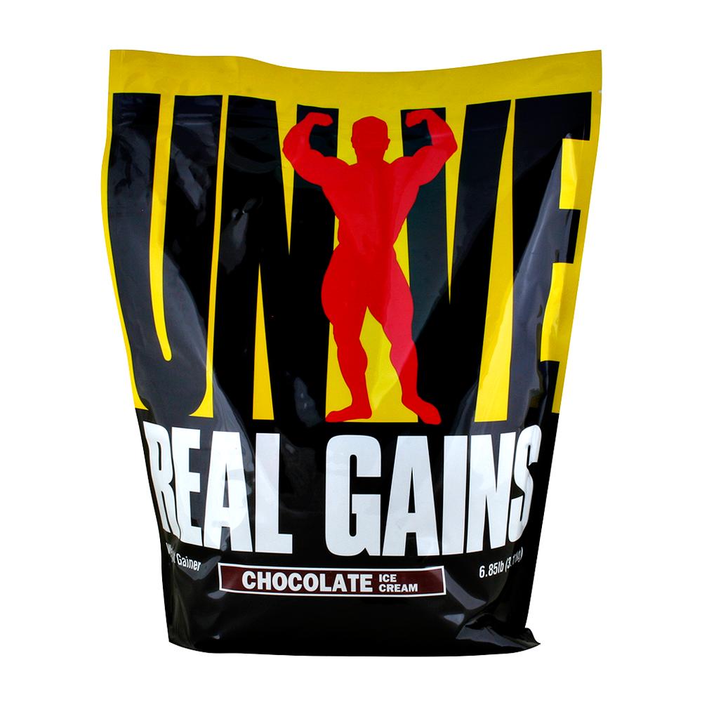 Гейнер Universal Real Gains 3,11 kg