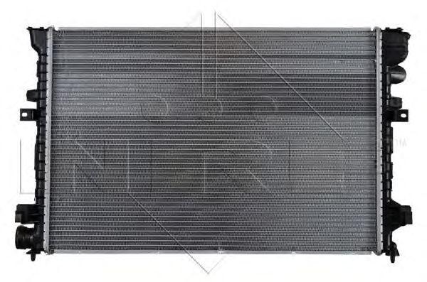 Радиатор системы охлаждения двигателя