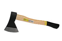 Топор 1000 г, ручка из твердых сортов древесины