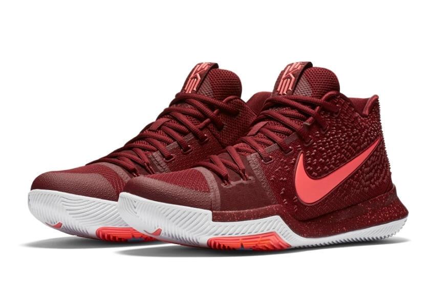 f6f8c2f28c70 Купить Баскетбольные кроссовки Nike Kyrie 3 Hot Punch в Днепре от ...