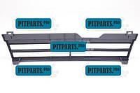 Решетка радиатора 21083, 21093 черная  (пакет) Автодеталь ВАЗ-2108 (21093-8401016)
