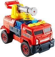 Matchbox пожарная машина Aqua Cannon Fire Truck Rig