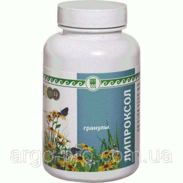Липроксол гранулы (восстановление клеток печени, липидный обмен, холестерин, холецистит, иммунитет, очистка), фото 1