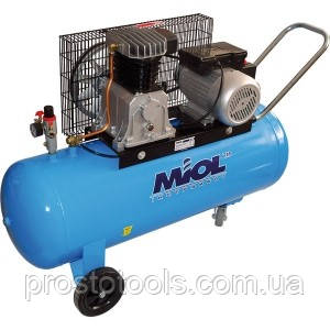 Компрессор Miol 100 литров,Орион  81-195