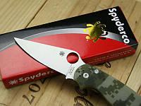 Карманный Нож Spyderco Para-Military 2 камуфляж