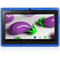 Q88H A33 7-дюймовый Android 4.4 планшет Синий