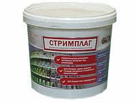 Быстротвердеющая герметизирующая сухая смесь (водяная пробка) СТРИМПЛАГ 10 кг