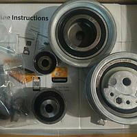 Комплект ремня ГРМ Superb 1.6TDI, 2.0TDI Contitech CT1139K2, фото 1