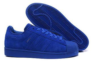 Кроссовки женские Adidas SUPERSTAR PARIS фиолетовые, фото 3
