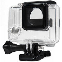 Камеры 30m водонепроницаемый Корпус для GoPro герой 3+ / 4 Прозрачный