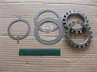 Ремкомплект оси балансира (3 шайбы, 2 гайки) (производство Беларусь) (арт. 516-2918000), ACHZX
