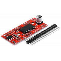Практические EasyDriver V4 По.4 доска водителя stepper мотора работает с официальным Arduino Красный