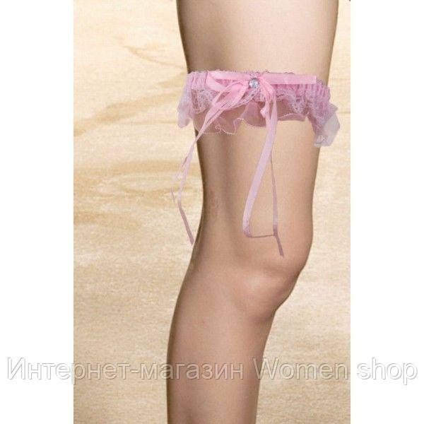 Розовая симпатичная повязка