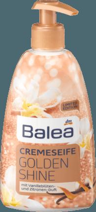 Рідке мило Balea Golden Shine, 500 мл