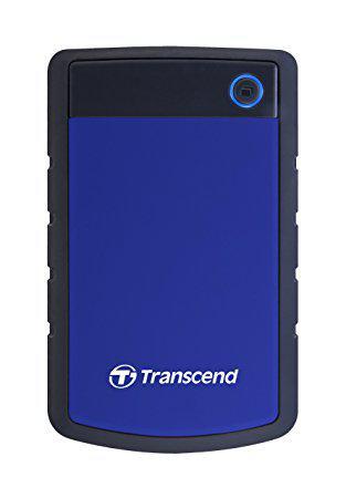 Внешний жесткий диск 2 Tb Transcend StoreJet 25H3P, USB 3.0 (TS2TSJ25H