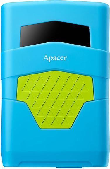 Внешний жесткий диск 500 Gb Apacer AC531, USB 3.1 (AP500GAC531U-1) пор