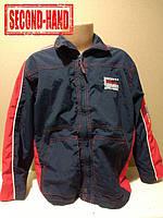 Куртка на мальчика 7-8лет. Весна, осень;