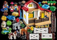 Playmobil 6927 Ферма пони