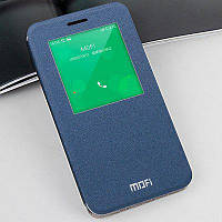 Случая mofi Чехол ПУ чехол с подставкой окно для Meizu что mx4 9470