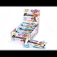 BomBBar протеиновый батончик СИННАБОН  СРОК ГОДНОСТИ до 07.03.2020, фото 2