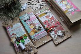 Новогодние шоколадницы