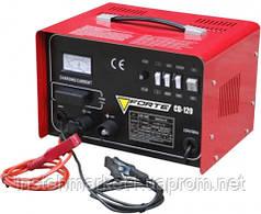 Пуско-зарядное устройство FORTE CD-120 (12 / 24 В; 50-300 Ач)