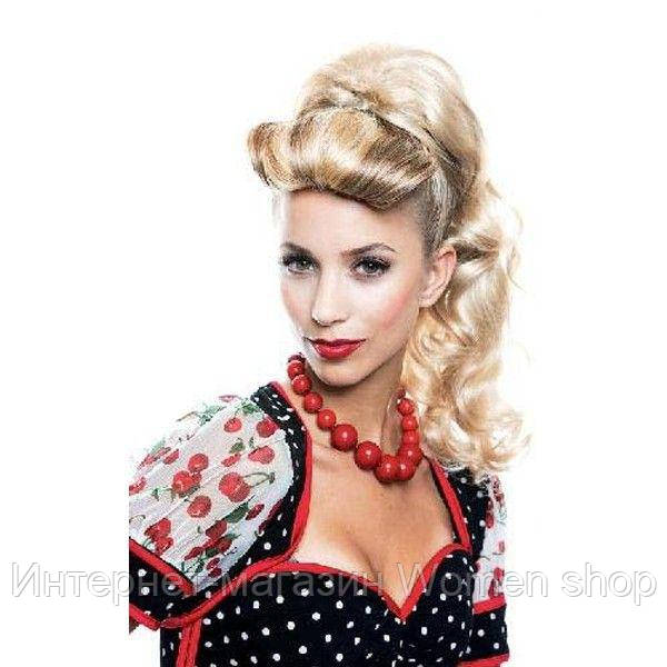 РАСПРОДАЖА! Парик блондинки в стиле стиляг