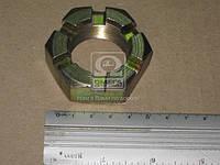 Гайка пальца реактивной тяги корончатая КАМАЗ  М33х1,5 (производство Россия) (арт. 55111-2919032)