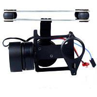 Запасные Профессиональный Карданный для Ехан Призрак модели RC горючего запасные части-навесные Спорт/серии GoPro камеры Чёрный