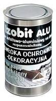Бітумно-алюмініва емульсія IZOBIT ALU 1 кг